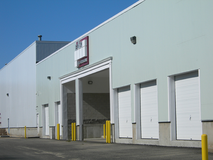 Commercial Space Easi Self Storage